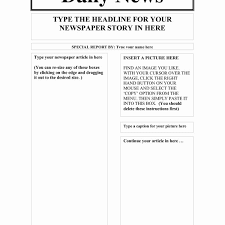 Newspaper First Page Template Invoice Cover Letter Unique College Report Cover Page Template With