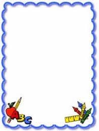 Printable School Borders Free Download Best Printable