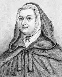Sarah Crosby Woman Preacher - The Asbury Triptych