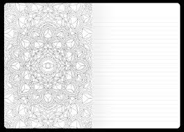 coloring book journal spread 5