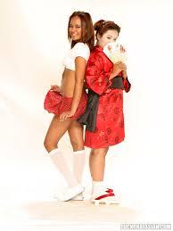 Annie Cruz and Kylie Rey is hot geishas Pichunter
