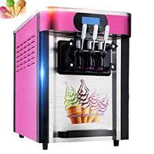 <b>Commercial Ice Cream Machine</b>, Soft Ice Cream Making Yogurt ...