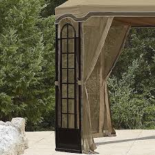 essential garden gazebo. Essential Garden Ridgeway 10 X Wicker Gazebo Limited Inside 1