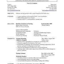 Example Of Resume For Medical Assistant Elegant Resume Example ...