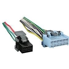 amazon com metra reverse wiring harness 71 2103 1 for select gm metra reverse wiring harness 71 2103 1 for select gm vehicles oem radio