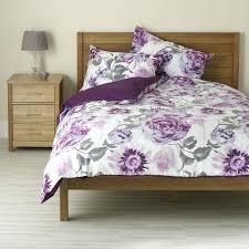 duvet set double water colour fl purple with purple duvet cover and grey ceramic floor also