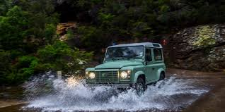 2016 Land Rover Defender 90 Review - YouTube