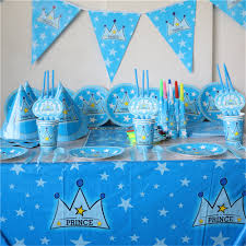 Turquoise Baby Shower Decorations Online Get Cheap Prince Baby Shower Decorations Aliexpresscom