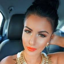 makeup for s s 2016 2016 south africa eye makeup orange lipstick makeup