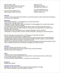 Legal Assistant Resume Stunning 28 Sample Legal Assistant Resumes Sample Templates
