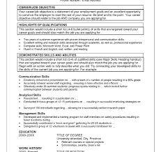 Skill Set Example For Resume Free Skills Based Resume Examples Skill Cv Uk Template Pdf Open 44