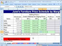Product Pricing Calculator Excel Magic Trick Markup On Sell Price
