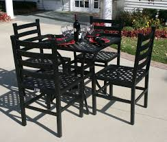aluminum dining room chairs. Ansley Luxury 4-Person All Welded Cast Aluminum Patio Furniture Dining Set W/30\ Room Chairs