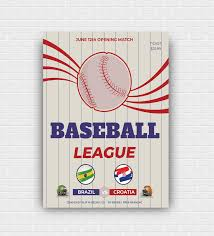 Free Baseball Flyer Template Free Flyer Templates Psd Free Psd Flyers Download U R