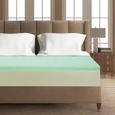 Image Egg Shell Bed Bath Beyond Best Price Mattress Inch Green Tea Memory Foam Mattress Topper