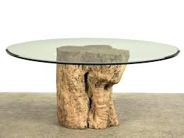 tree trunk dining table base amusing tree trunk dining table chair decorating make a coffee base