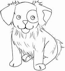 Small Picture Printabledogcoloringpagesgif Dog Coloring Sheet Cute Dogs Coloring