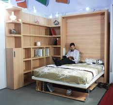 murphy bed furniture. folding wall bed transformable furniture pull down murphy space saving