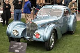 Type 57s were built from 1934 through 1940, with a total of 710 examples produced. Bugatti 57 Sc Atlantic Coupe The Ageless Masterpiece Still Inspires