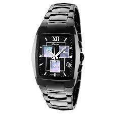 men s high tech black ceramic watch chronograph rougois men s high tech black ceramic watch chronograph