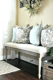 Storage Bench Seat With Coat Rack Trendy Coat Hanger With Storage Bench Small Size Of Entry Bench Seat 58