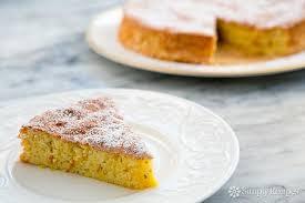 Flourless Lemon Almond Cake Recipe