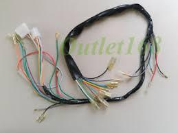 cb125s wiring harness honda 125 cb125s s1 s2 cl125s main wire wiring harness loom image is loading honda 125