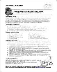 Resumes With Photos Resume Samples For All Professions And Levels