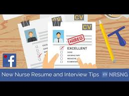 How To Get A Job In The Icu As A New Grad Nurse Resume And