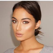 image result for full eyebrows tan skin