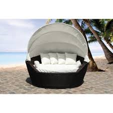... Outdoor:Daybed Lounge Rattan Garden Furniture Outdoor Daybed Swing  Rattan Outdoor Daybed With Canopy Sofabed