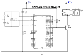 simple relay circuit ~ wiring diagram components 11 Pin Relay Schematic Diagram 8 relay large size component simple relay circuit diagram interfacing with using keil c at89c51 schematic 11 pin relay wiring diagram