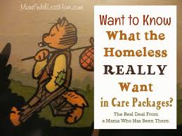 meal ideas for feeding the homeless. want to know what the homeless really in care packages? real deal from meal ideas for feeding