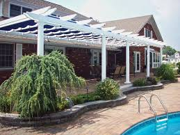 modern concept vinyl patio covers kits and the architectural beauty of a pergola and the shade