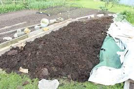 no dig kitchen garden step 1