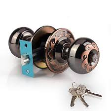 Cool bedroom door knobs Rakminimarket Ivoku Ball Privacy Interior Doorknob With Key And Deadboltvintage Keyed Entry Door Knobs Amazoncom Unique Door Knobs Amazoncom