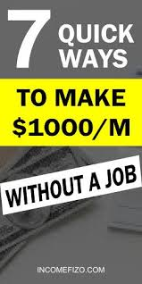 If You Need Extra Income Ideas Money Tips Passive Income