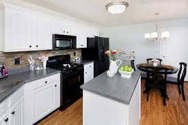 painting cabinets white before and afterHow to Paint Your Kitchen Cabinets  How to Nest for Less