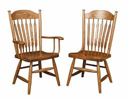 wooden chairs with arms. Simple Chairs Appealing Furniture Decorative Stunning Wood Dining Room Chairs With Arms  On  Intended Wooden