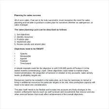 Sales Plan Document Free Sales Action Plan Template In Word Doc Activity Ppt