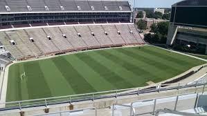 Davis Wade Stadium Seating Chart Davis Wade Stadium Section 313 Rateyourseats Com