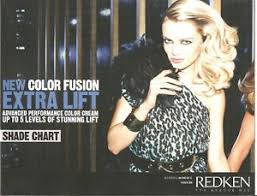 Redken Color Fusion Extra Lift Haircolor Cream El Ln Light