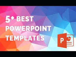 Best Templates For Scientific Presentations Powerpoint Research