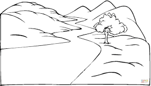 Small Picture Coloring Road Coloring Pages