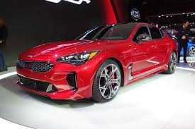 new car release this year16 Best Cars of the 2017 Detroit Auto Show  North American