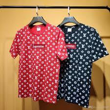 Mens Designer Summer Shirts 2019spring Summer Fashion Polo Mens Designer Brand T Shirt Embroidered Tiger Wolf Short Sleeved T Shirt Men S Youth T Shirt 39