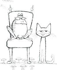 Pete The Cat Free Printables The Cat Coloring Pages The Cat Coloring