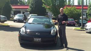 2003 Infiniti G35 Coupe Review - In 3 minutes you'll be an expert ...