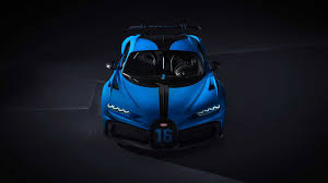 If the chiron's standard engine doesn't quench your thirst for speed. Bugatti Explains Why The Chiron Pur Sport Only Does 218 Mph