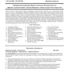 Programmer Analyst Resume Sample Sample Resume Senior Programmer Analyst Resume Exles Near Pertaining 9
